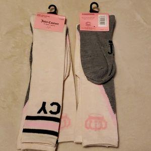 Juice Couture Knee High Socks